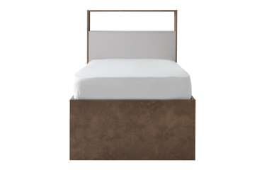 Chicago Twin Size Bedstead